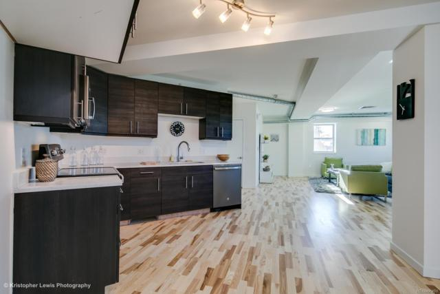 2835 W Parkside Place #308, Denver, CO 80221 (#6986145) :: Sellstate Realty Pros