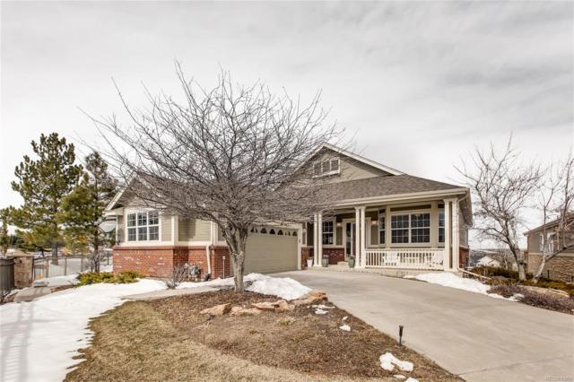 8139 S Algonquian Circle, Aurora, CO 80016 (MLS #6988906) :: 8z Real Estate
