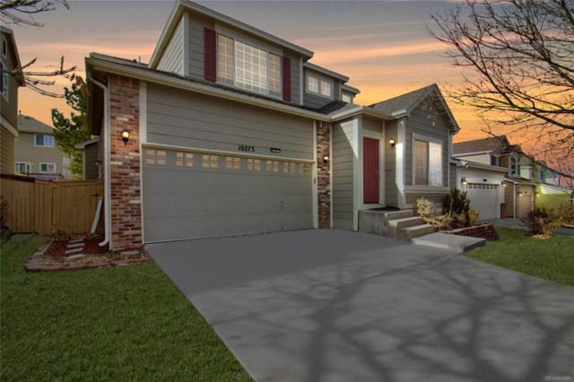 10273 Rotherwood Circle, Highlands Ranch, CO 80130 (#6992518) :: The City and Mountains Group