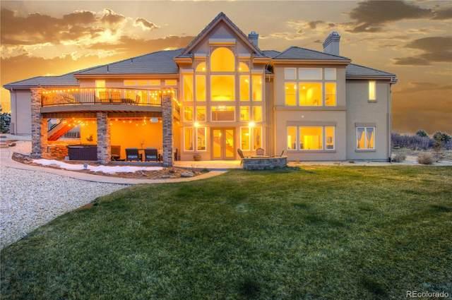 839 Diamond Ridge Circle, Castle Rock, CO 80108 (MLS #6997607) :: 8z Real Estate