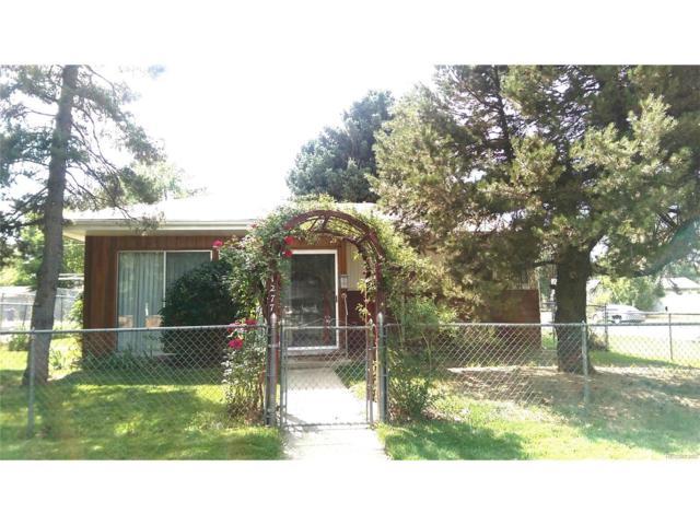 1277 Wabash Street, Denver, CO 80220 (MLS #6999288) :: 8z Real Estate