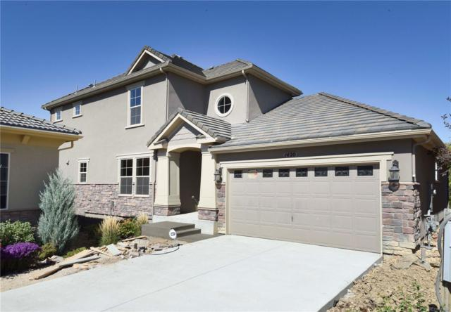 1420 Skyline Drive, Erie, CO 80516 (#7003806) :: The Galo Garrido Group