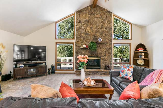31433 Snowshoe Road, Evergreen, CO 80439 (MLS #7005802) :: 8z Real Estate