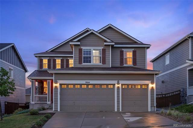 3924 Starry Night Loop, Castle Rock, CO 80109 (#7007178) :: The Colorado Foothills Team | Berkshire Hathaway Elevated Living Real Estate