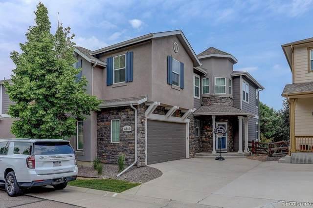 6160 S Paris Street, Greenwood Village, CO 80111 (#7007601) :: Berkshire Hathaway HomeServices Innovative Real Estate