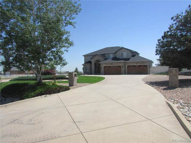 15350 Hanover Court, Brighton, CO 80602 (#7007791) :: The Griffith Home Team