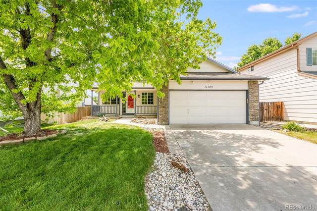 11729 Oakland Street, Commerce City, CO 80640 (#7009339) :: The Colorado Foothills Team | Berkshire Hathaway Elevated Living Real Estate