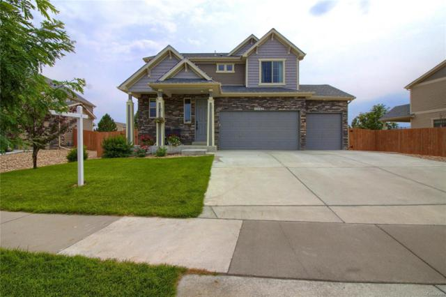 13562 E 105th Drive, Commerce City, CO 80022 (#7009672) :: Bring Home Denver