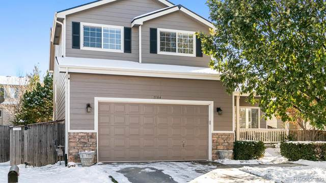 1184 W 111th Place, Northglenn, CO 80234 (#7010439) :: The DeGrood Team