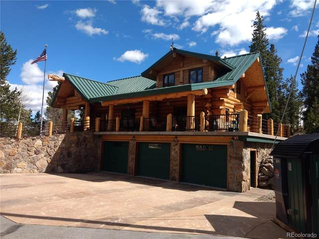 248 County Road 6, Alma, CO 80420 (#7011273) :: The Colorado Foothills Team | Berkshire Hathaway Elevated Living Real Estate