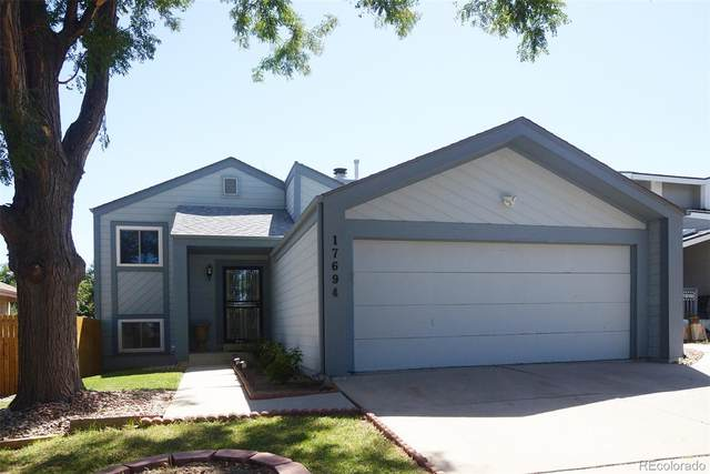 17694 E Ohio Circle, Aurora, CO 80017 (MLS #7014823) :: Bliss Realty Group