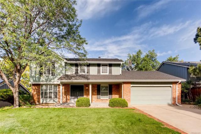 8732 E Mineral Circle, Centennial, CO 80112 (MLS #7016371) :: 8z Real Estate