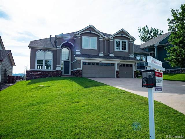 11588 Pine Hill Way, Parker, CO 80138 (#7020634) :: The HomeSmiths Team - Keller Williams