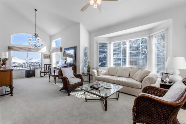 445 Mesa View Way, Golden, CO 80403 (#7023043) :: The Peak Properties Group