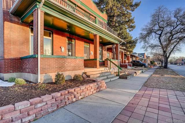 300 S Lincoln Street, Denver, CO 80209 (MLS #7024080) :: The Sam Biller Home Team