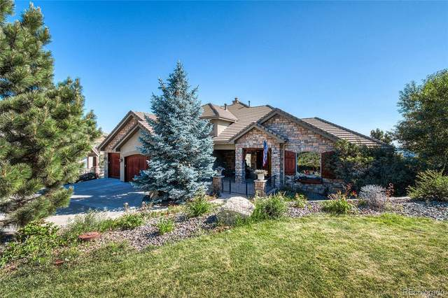 5477 Tiger Bend Lane, Morrison, CO 80465 (#7034580) :: The Harling Team @ HomeSmart