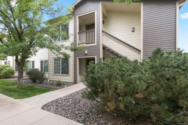 5443 S Dover Street #101, Littleton, CO 80123 (MLS #7034685) :: 8z Real Estate