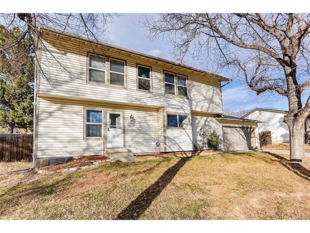 16723 E Kenyon Drive, Aurora, CO 80013 (MLS #7039340) :: 8z Real Estate
