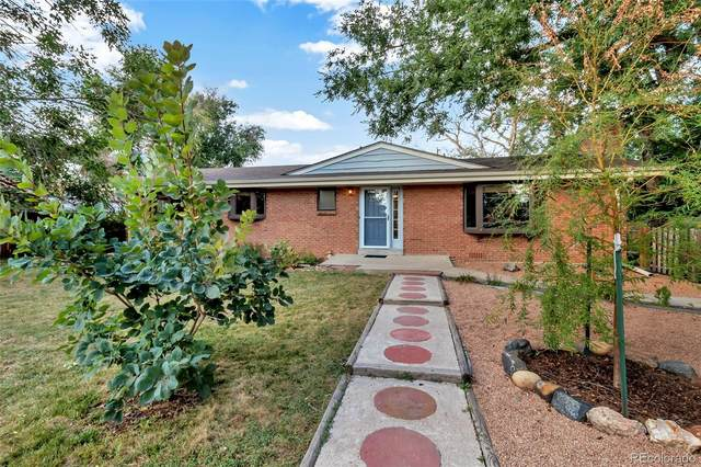 14375 W 45th Drive, Golden, CO 80403 (MLS #7040942) :: 8z Real Estate