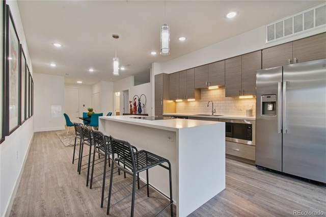 3500 S Corona Street #302, Englewood, CO 80113 (#7041659) :: The Griffith Home Team