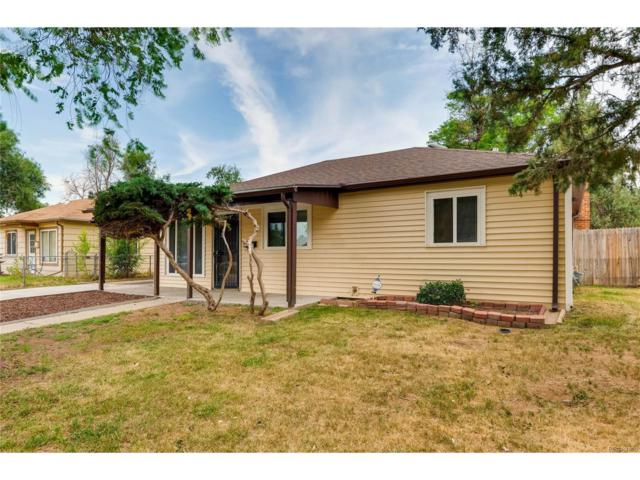 1249 Worchester Street, Aurora, CO 80011 (MLS #7042469) :: 8z Real Estate