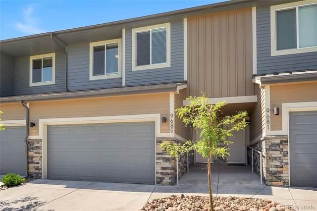 9685 E Idaho Place, Denver, CO 80301 (#7042519) :: The Griffith Home Team