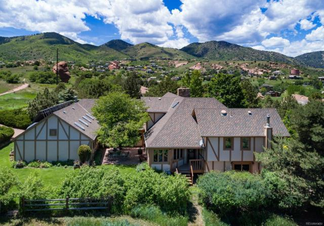 6390 Crestbrook Drive, Morrison, CO 80465 (#7044413) :: The Heyl Group at Keller Williams