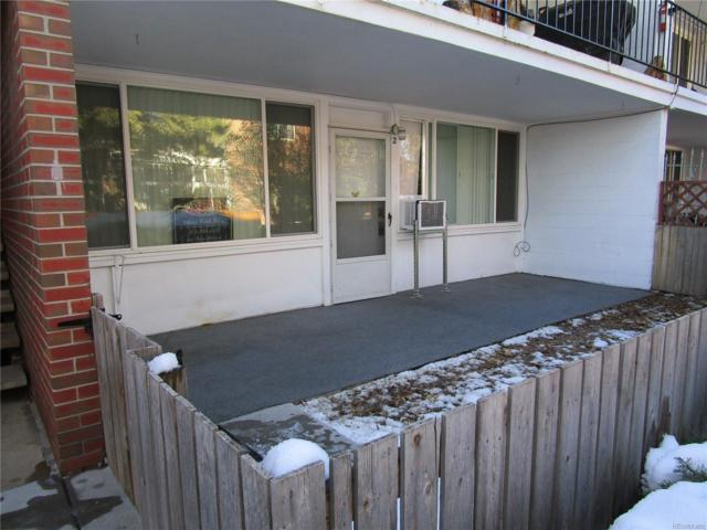 10115 W 25th Avenue #2, Lakewood, CO 80215 (#7047104) :: The Heyl Group at Keller Williams