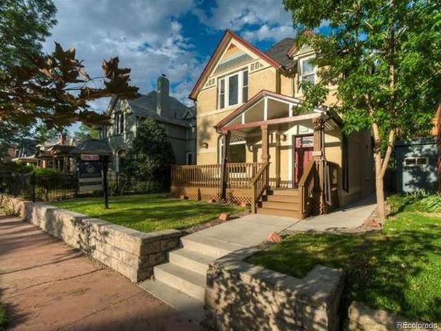 384 S Sherman Street, Denver, CO 80209 (#7053032) :: Hudson Stonegate Team