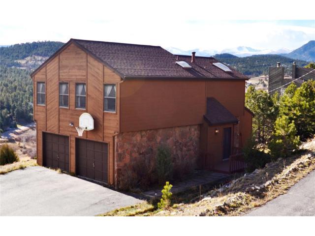 29294 Roan Drive, Evergreen, CO 80439 (MLS #7053196) :: 8z Real Estate