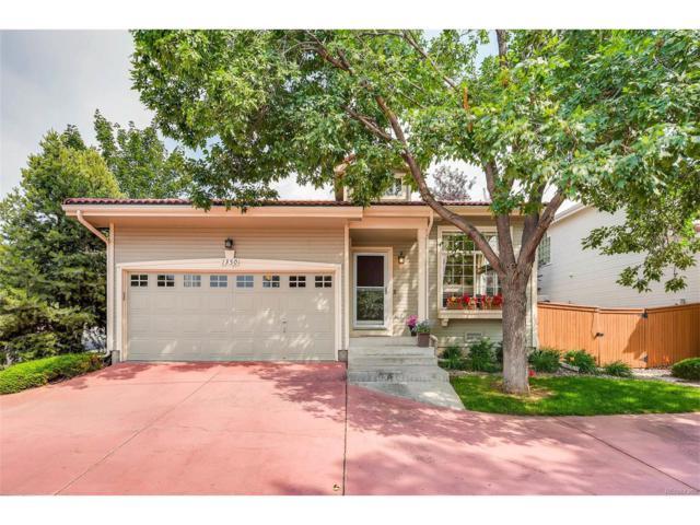 1350 Laurenwood Way, Highlands Ranch, CO 80129 (MLS #7055038) :: 8z Real Estate