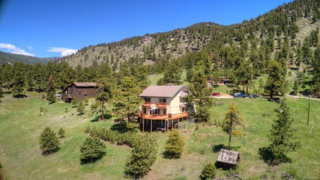 136 Elk Drive, Evergreen, CO 80439 (#7056629) :: Berkshire Hathaway Elevated Living Real Estate