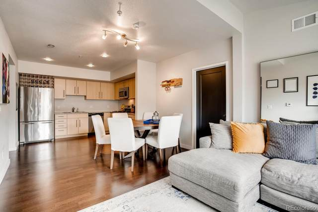 2999 Lawrence Street #301, Denver, CO 80205 (MLS #7056699) :: 8z Real Estate