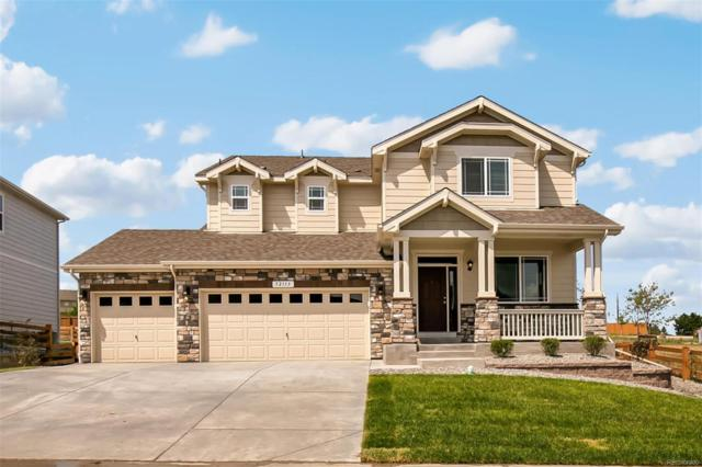 12113 Pine Post Drive, Parker, CO 80138 (#7056768) :: Bring Home Denver