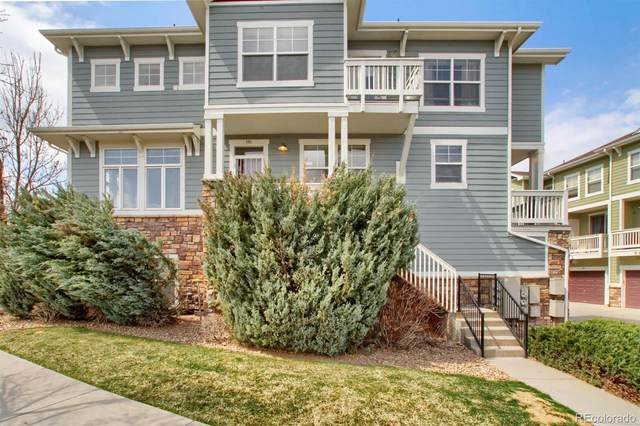 9404 Ashbury Circle #101, Parker, CO 80134 (#7058264) :: The HomeSmiths Team - Keller Williams