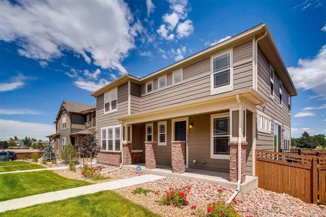 15928 E Otero Avenue, Centennial, CO 80112 (MLS #7058859) :: 8z Real Estate