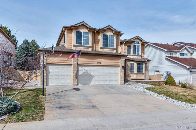16937 Molina Place, Parker, CO 80134 (MLS #7060107) :: Kittle Real Estate
