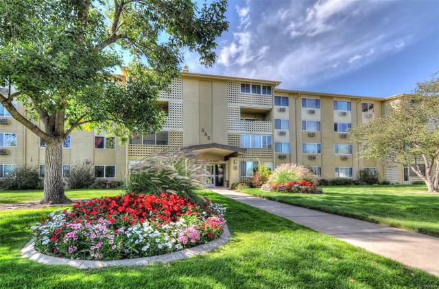 585 S Alton Way 3D, Denver, CO 80247 (#7061226) :: HomeSmart Realty Group