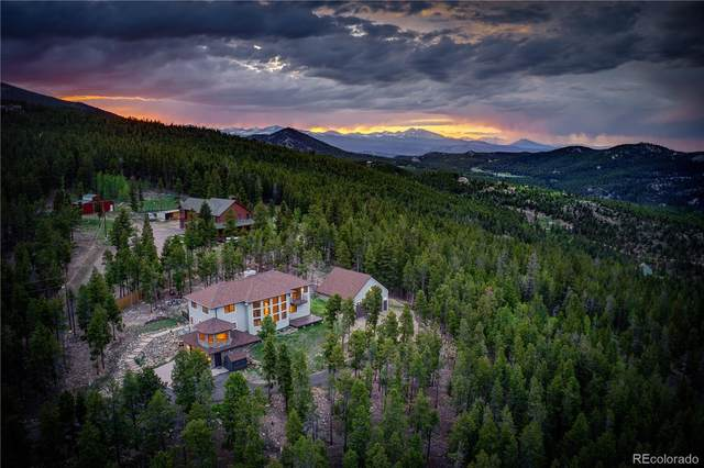 33459 Lyttle Dowdle Drive, Golden, CO 80403 (#7061355) :: The DeGrood Team