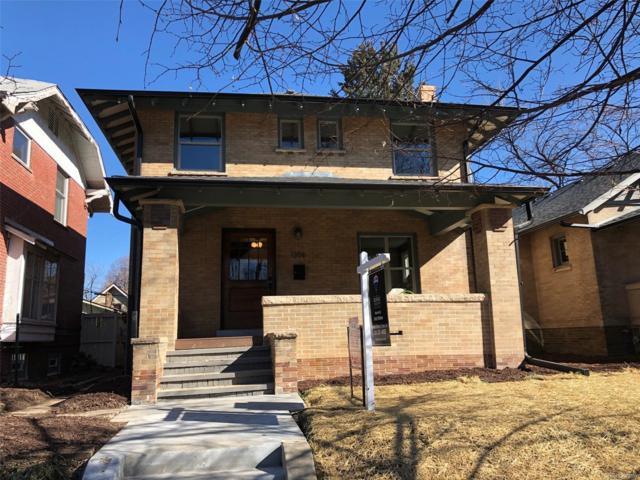 1356 Cook Street, Denver, CO 80206 (#7061816) :: House Hunters Colorado