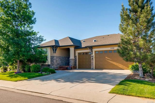2596 E 142nd Place, Thornton, CO 80602 (#7063351) :: The Pete Cook Home Group