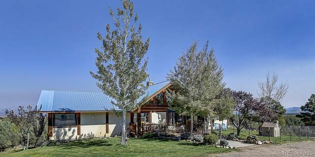 334 Cottonwood Trail, Cotopaxi, CO 81223 (#7071860) :: Mile High Luxury Real Estate