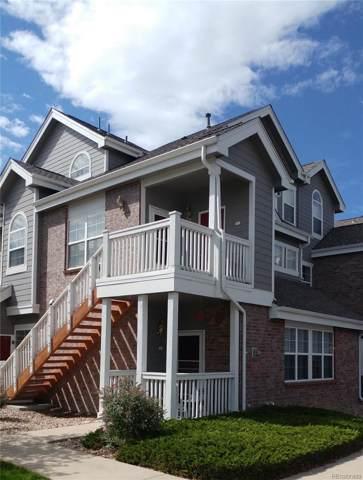 16366 E Fremont Avenue #1, Aurora, CO 80016 (MLS #7072395) :: 8z Real Estate