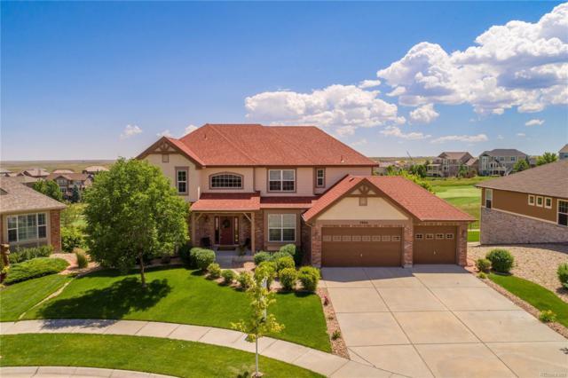 7966 S Titus Court, Aurora, CO 80016 (MLS #7075122) :: 8z Real Estate