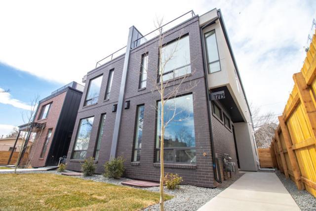 3719 Kalamath Street, Denver, CO 80211 (#7075185) :: The Peak Properties Group