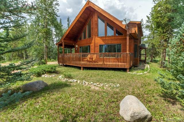 741 County Road 4980, Grand Lake, CO 80447 (MLS #7088584) :: Clare Day with Keller Williams Advantage Realty LLC