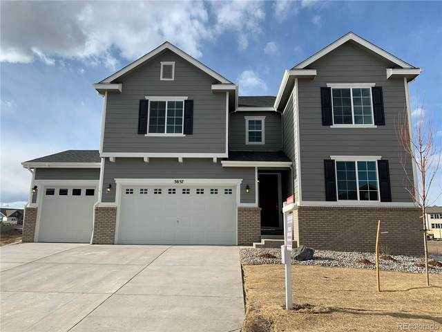 5657 Pinto Valley Street, Parker, CO 80134 (MLS #7090061) :: 8z Real Estate