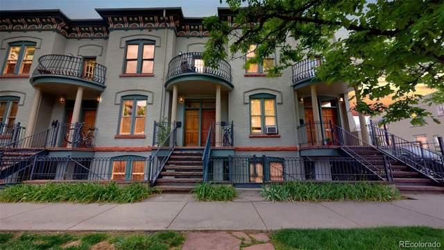 1319 E 17th Avenue, Denver, CO 80218 (MLS #7091697) :: 8z Real Estate