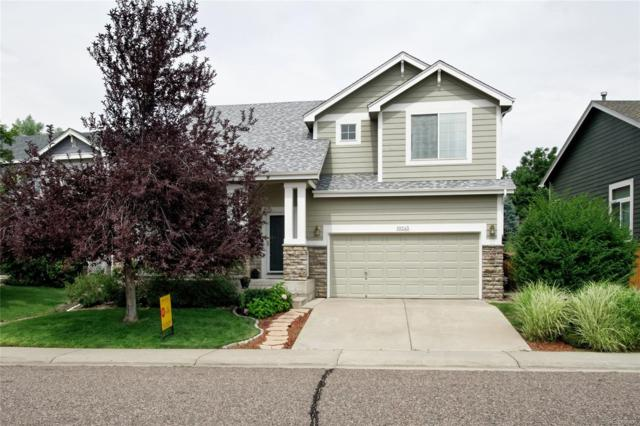 10243 Willowbridge Way, Highlands Ranch, CO 80126 (#7094986) :: House Hunters Colorado