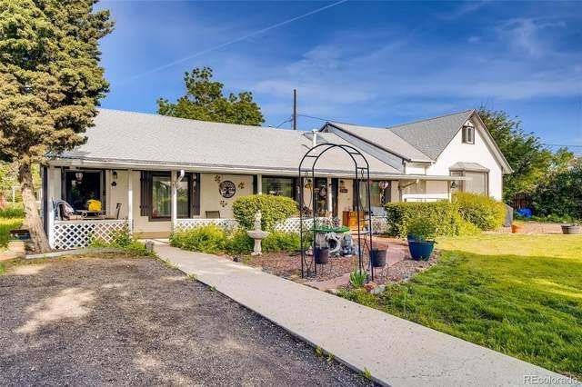 2363 S Decatur Street, Denver, CO 80219 (#7096064) :: Portenga Properties